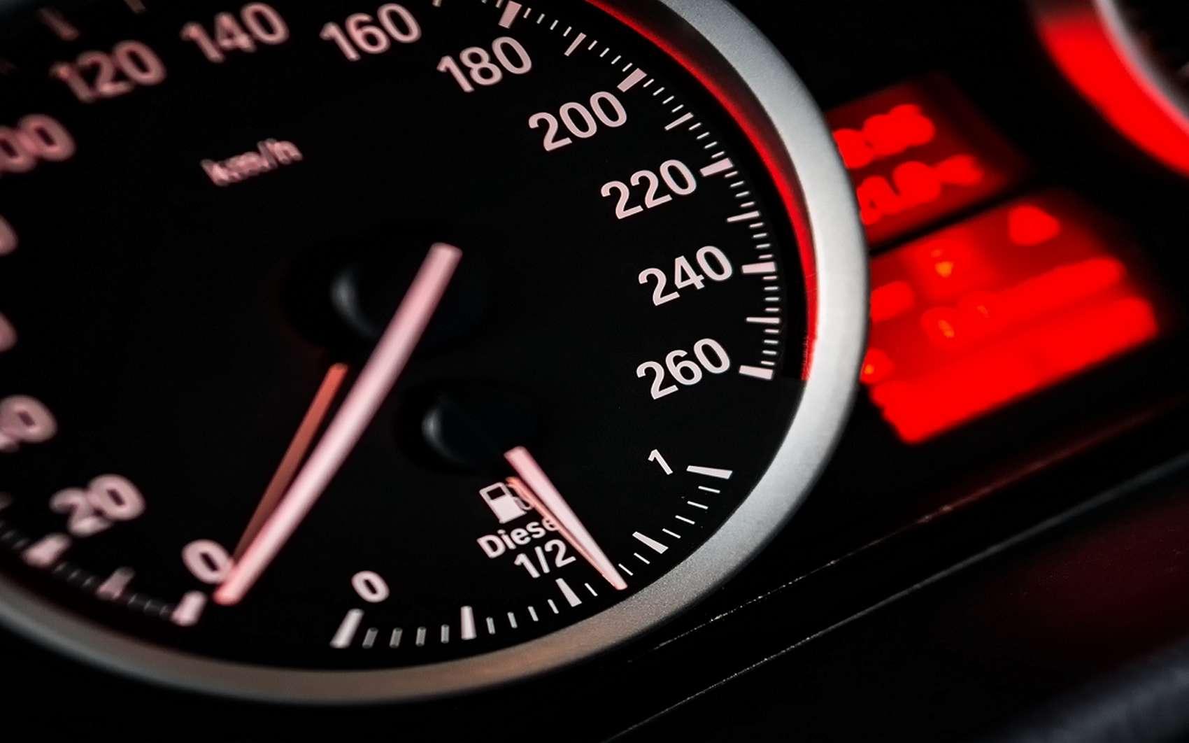 Futura vous dévoile comment activer le compteur de vitesse sur Google Maps. © pxhere.com