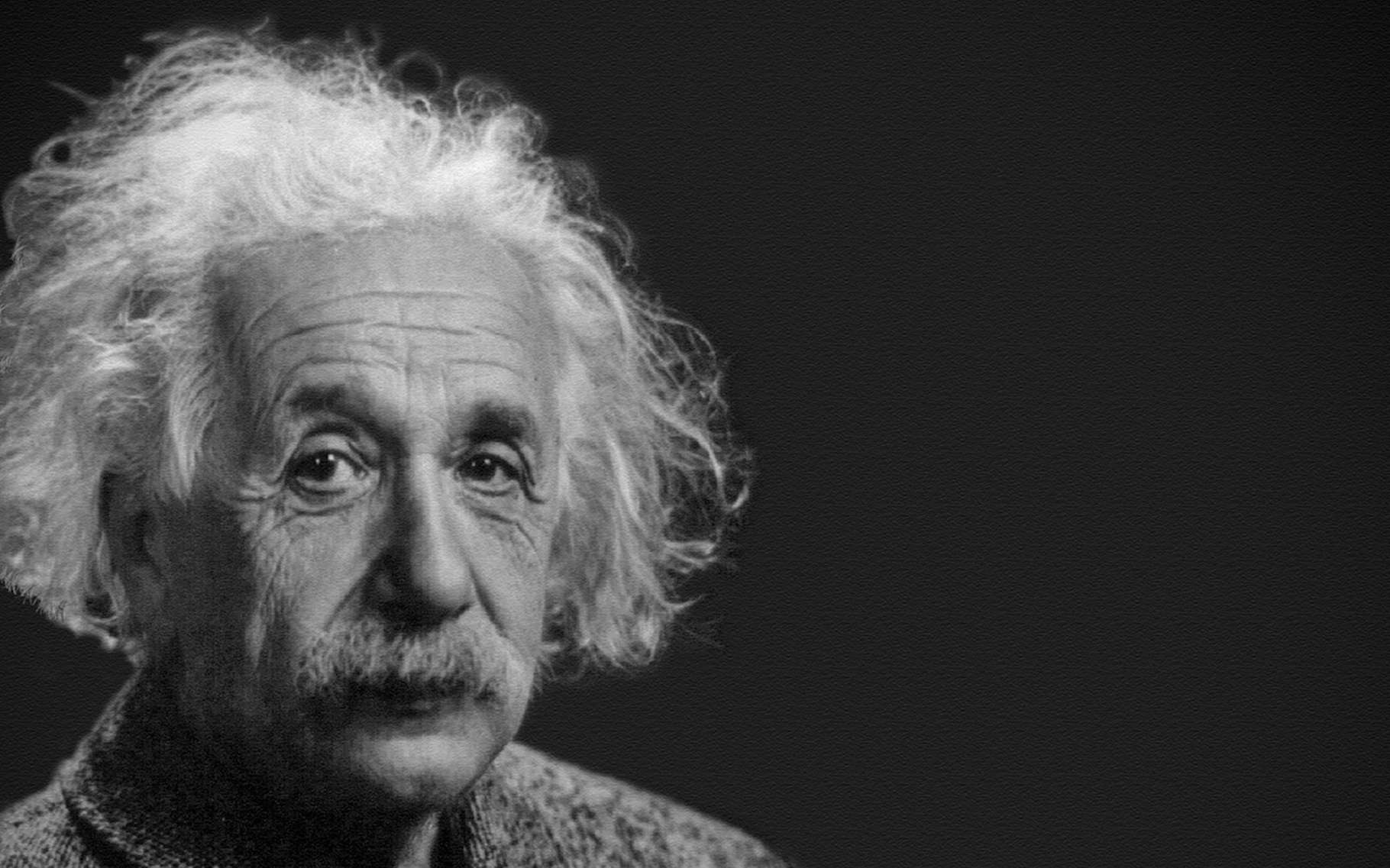 Une note manuscrite d'Albert Einstein s'est vendue aux enchères pas moins de 1,56 millions de dollars. © ParentRap, Pixabay, CC0 Creative Commons