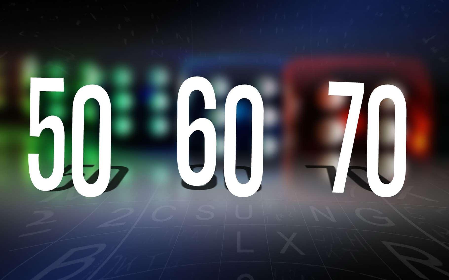 Pourquoi septante et non pas soixante-dix ? © Hervé Lehning, Futura