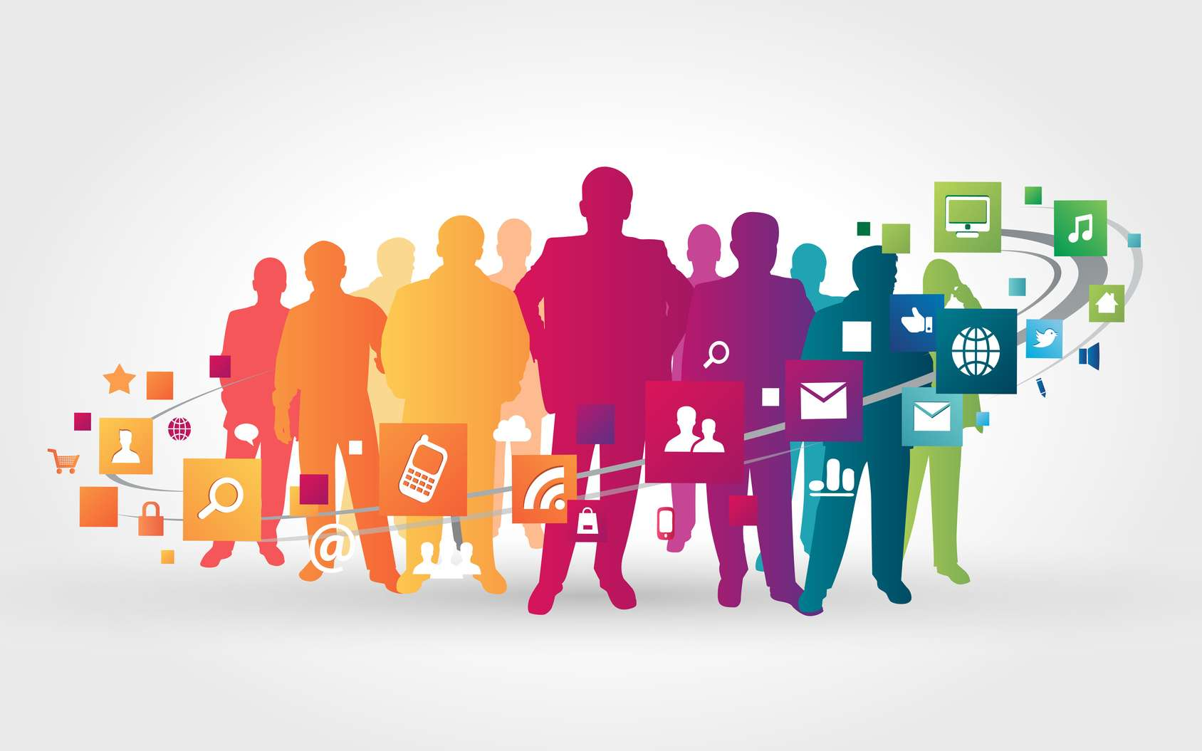 Les métiers du Web requièrent des compétences diverses. © Julien Eichinger, Fotolia