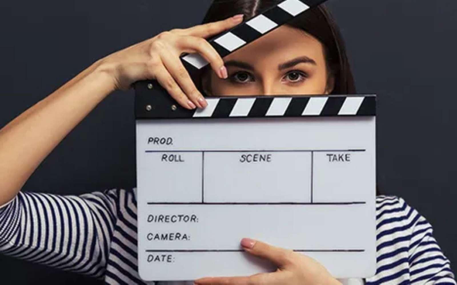 InVideo est l'une des rares plateformes de montage vidéo gratuites à ne pas imposer un filigrane sur les images. © InVideo