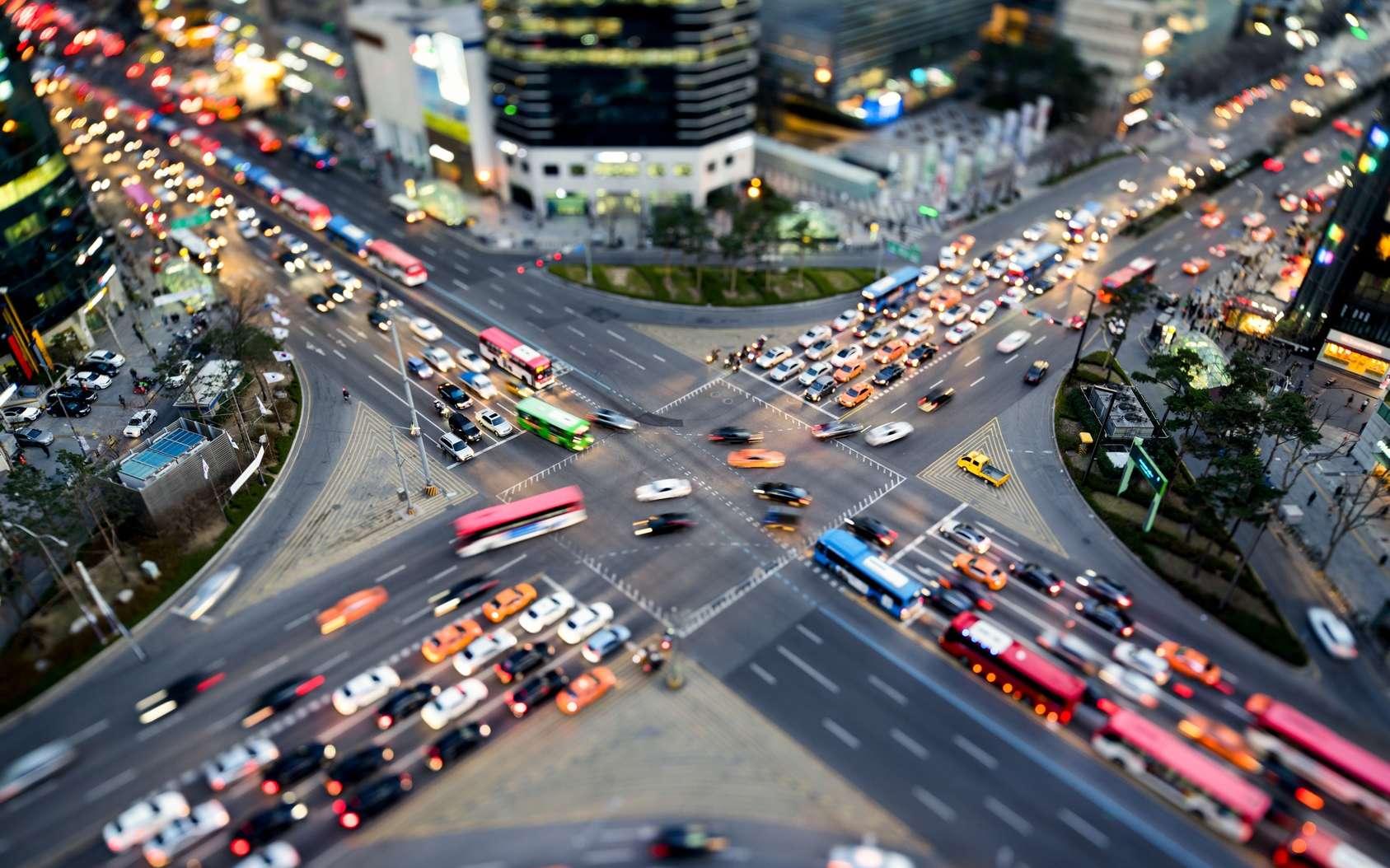 La proximité d'un axe routier semble néfaste à la santé. © eyetronic, Fotolia