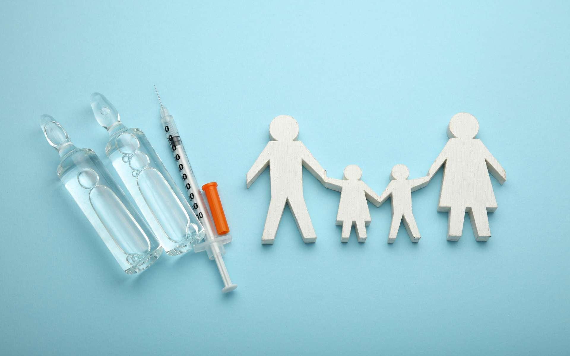 Le mouvement antivaccination prend de l'ampleur à travers le monde et surtout en France, dans le pays même de son inventeur. © Andrii Zastrozhnov, Adobe Stock