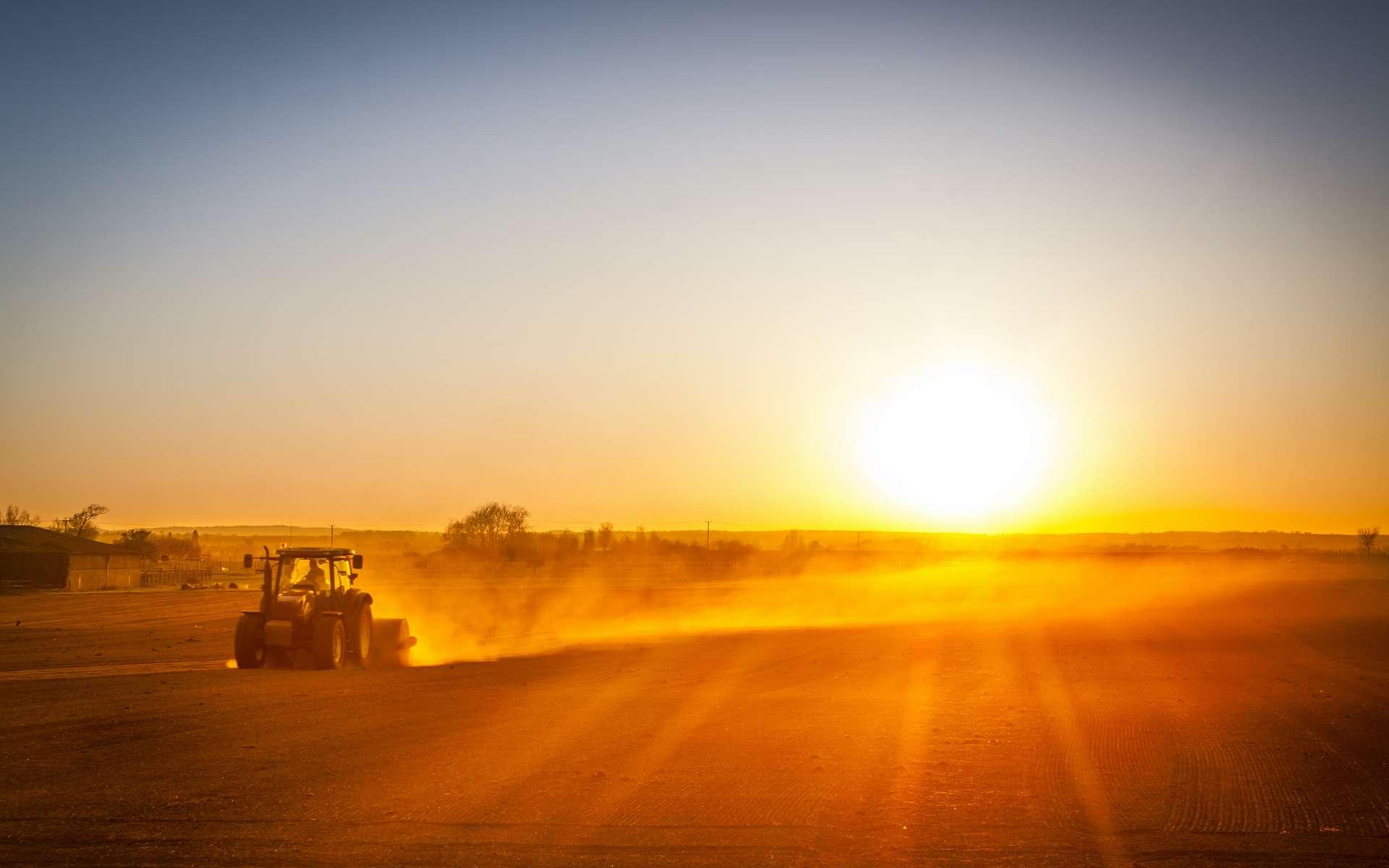 L'agriculture, principale responsable des émissions mondiales de protoxyde d'azote. © allouphoto, Adobe Stock