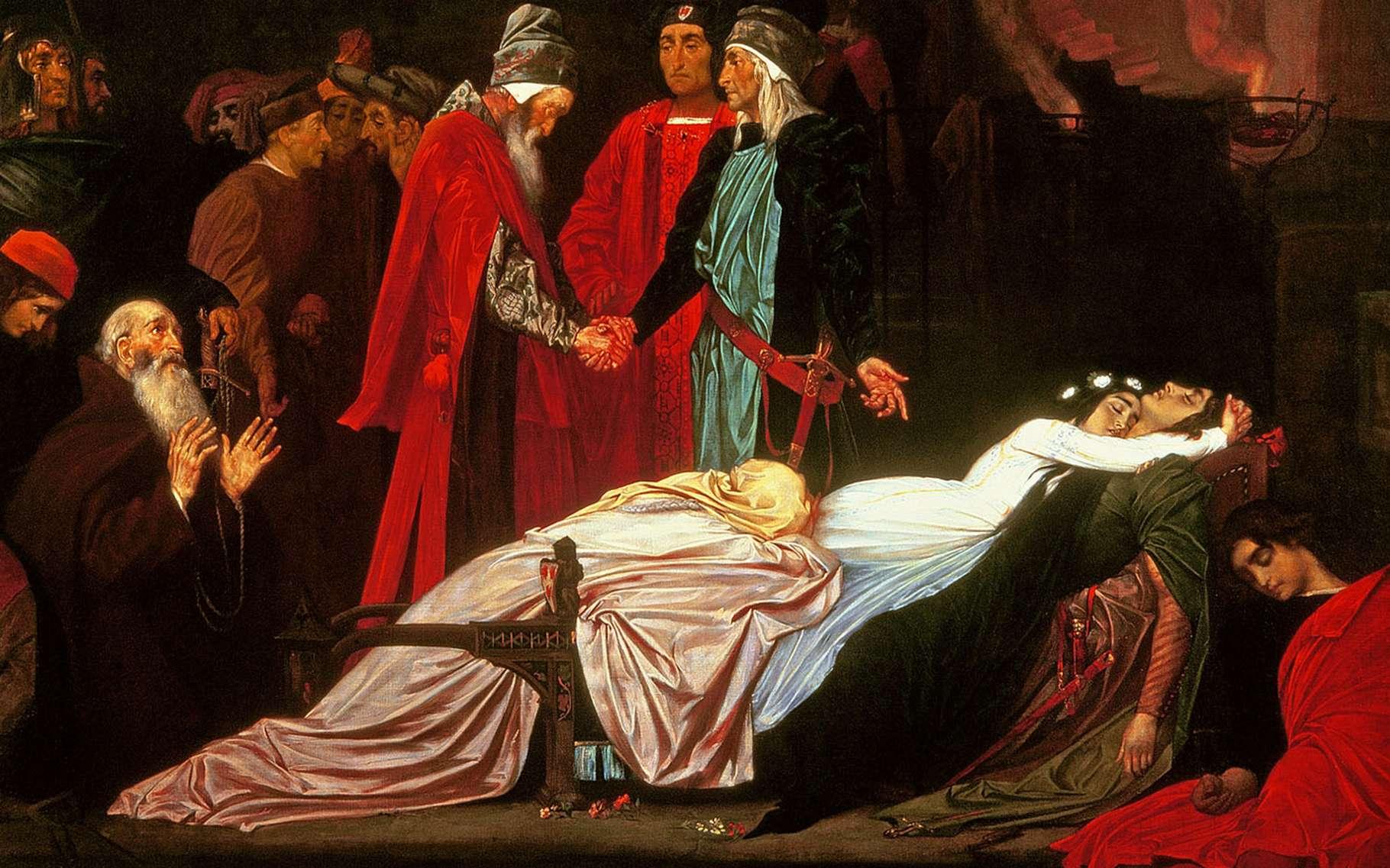 Roméo et Juliette. © The Bridgeman Art Library, Wikimedia commons, DP