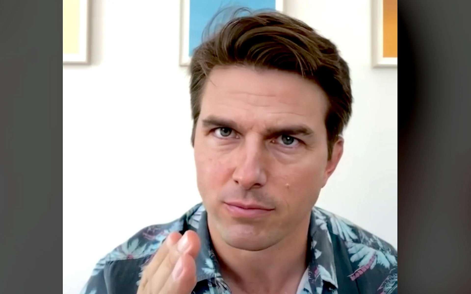 Attention deepfake : les fausses vidéos avec Tom Cruise jettent le trouble - Futura