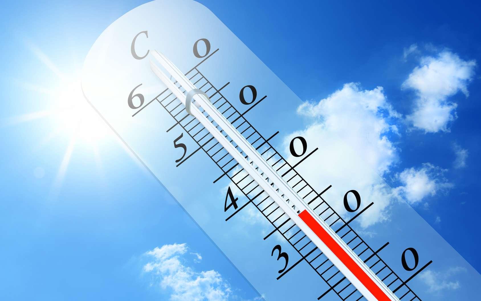 En ville, le réchauffement climatique pourrait conduire à des milliers de décès par an. © K.-U. Häßler, Fotolia