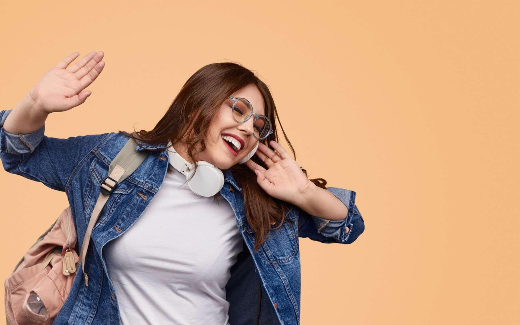 Pour de nombreuses personnes, la musique est source de plaisir. Mais pas pour toutes. Et des chercheurs pensent enfin avoir compris pourquoi. © kegfire, Fotolia