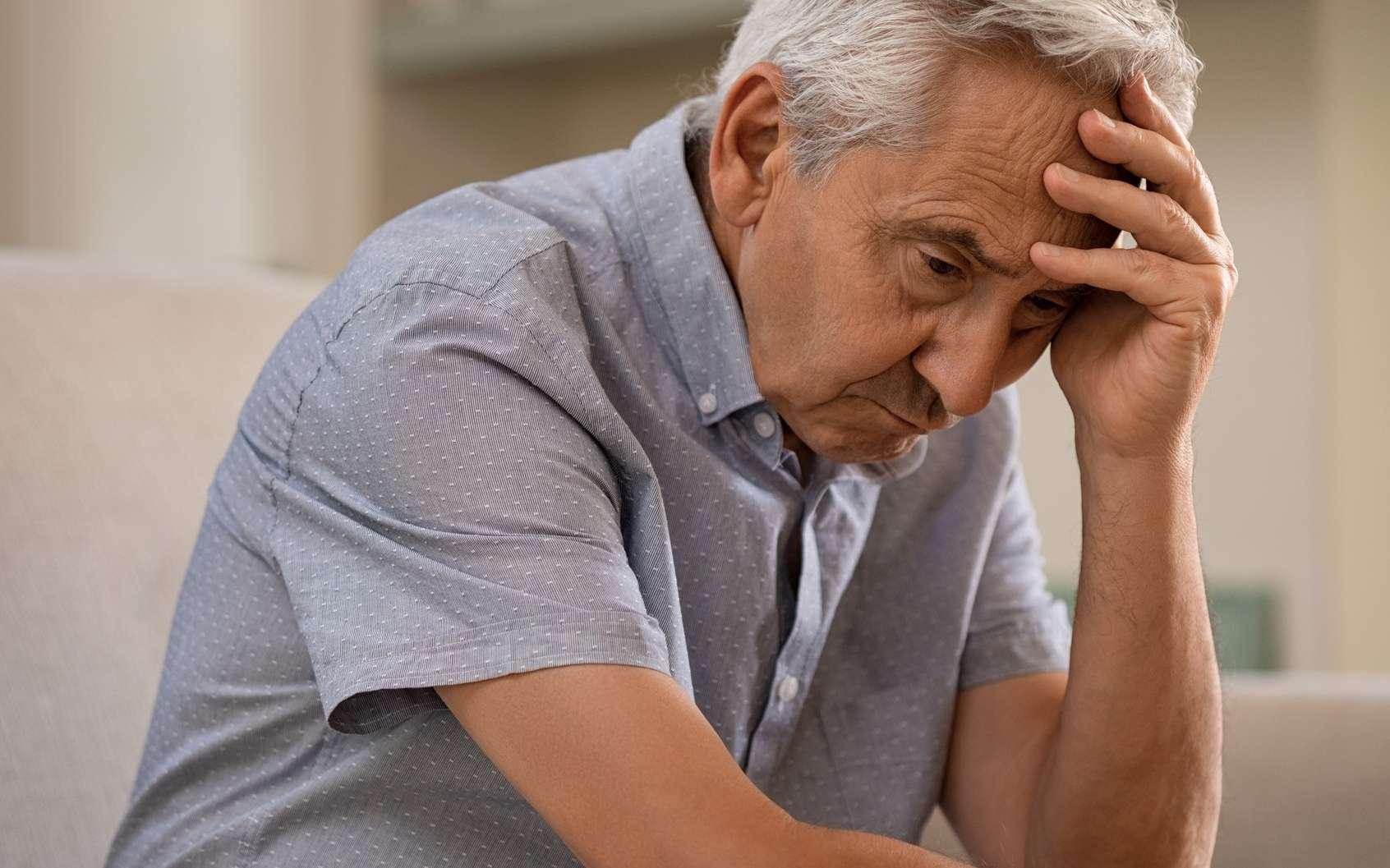 Chez près d'un tiers des patients souffrant de dépression, les traitements actuels sont inefficaces. © Rido, Fotolia