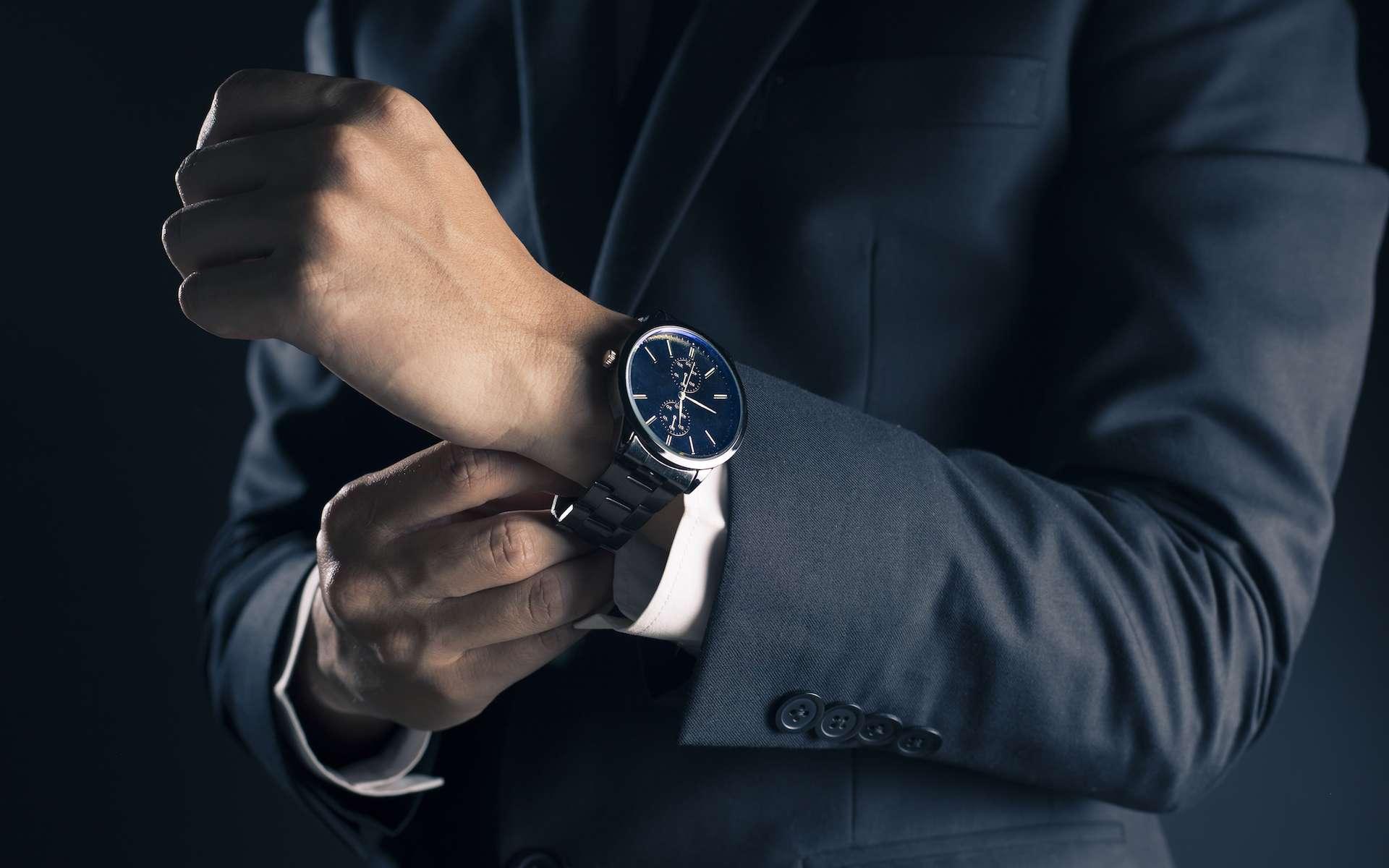Le fabricant japonais Seiko a été le premier à commercialiser une montre alimentée, grâce à l'effet Seebeck, par la chaleur du corps. © CHAjAMP, Shutterstock