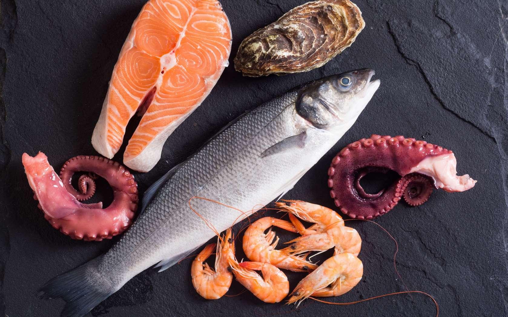 Manger du poisson est bénéfique pour la santé. Sa consommation à raison de trois fois par semaine, réduirait les risques de cancer colorectal. © whitestorm Fotolia