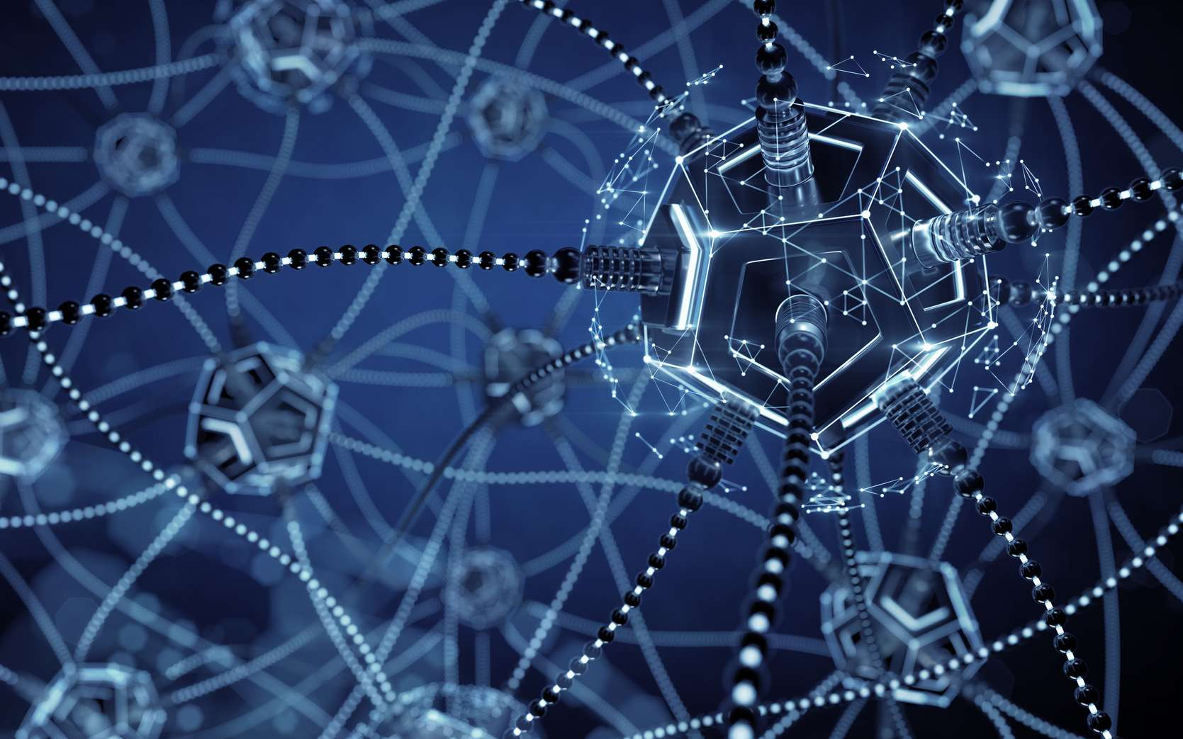 L'apprentissage automatique non supervisé est l'un des nouveaux axes de développement pour l'intelligence artificielle. © Sergey Tarasov, Fotolia