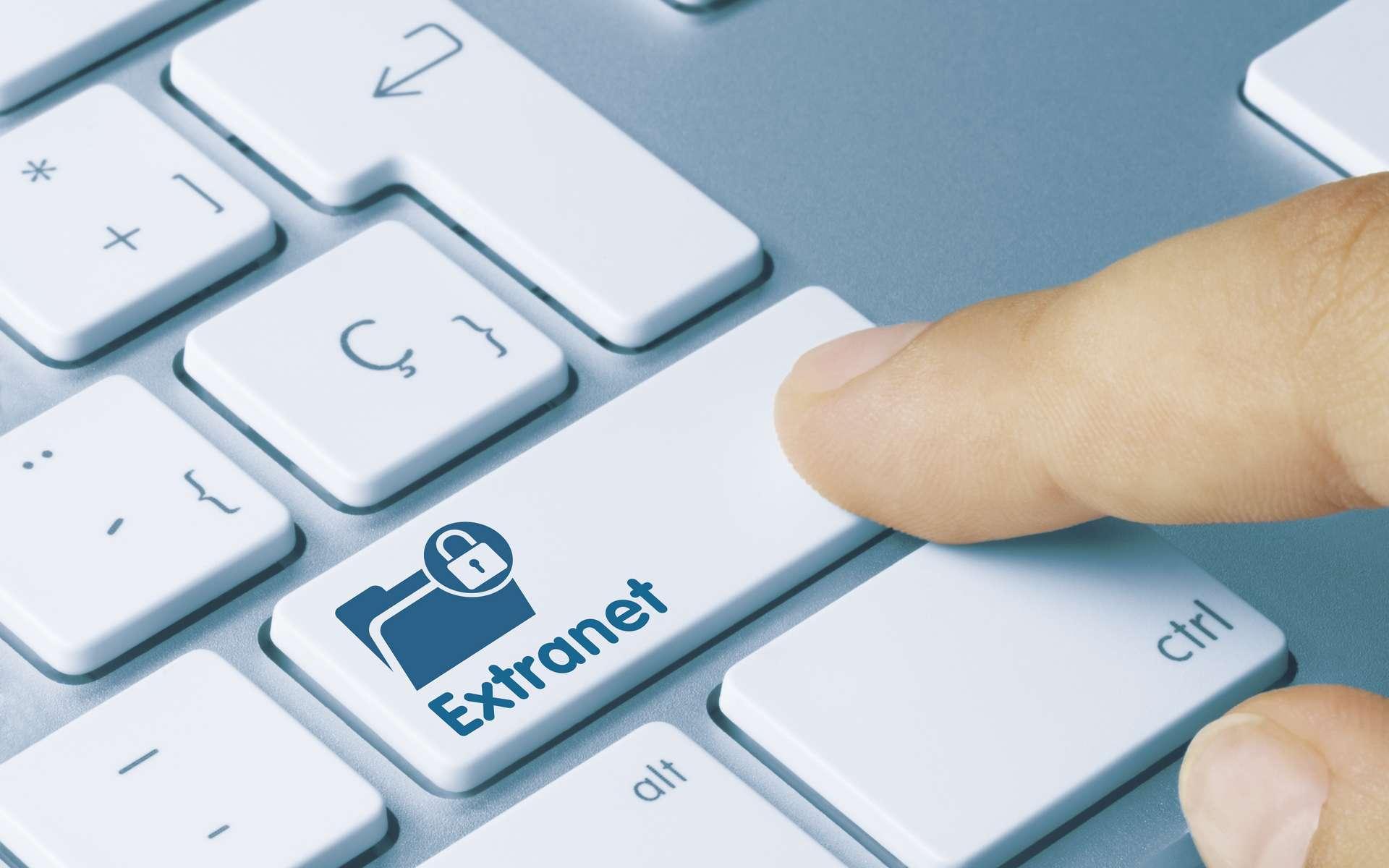 Qu'est-ce qu'un réseau extranet ? © Adobe Stock, momius