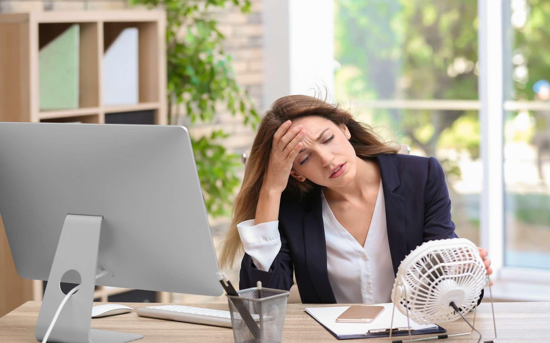 Comment la température influence vos performances cognitives ? © New Africa, Adobe Stock