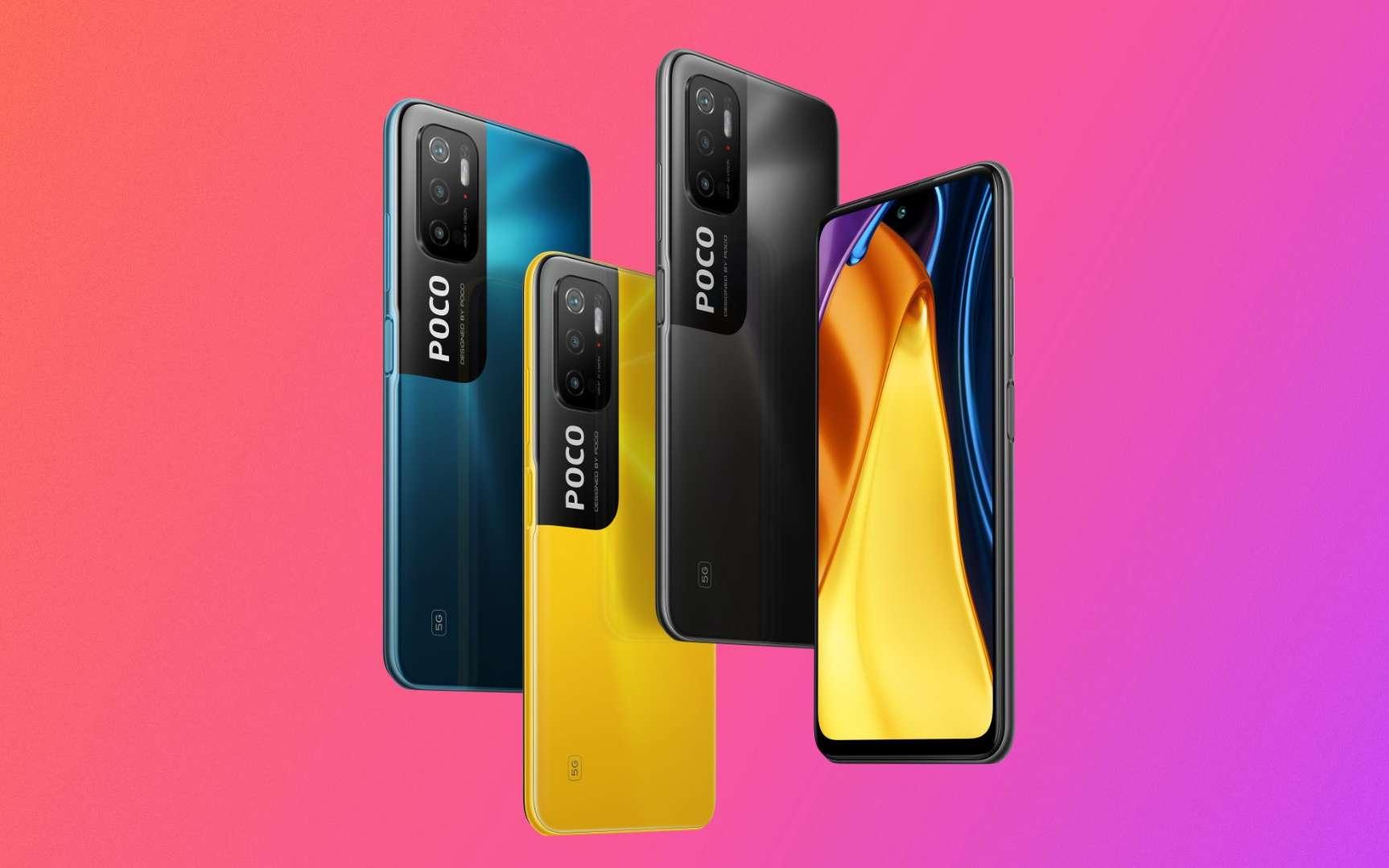 Le Xiaomi POCO M3 Pro 5G officialisé le 20 mai 2021