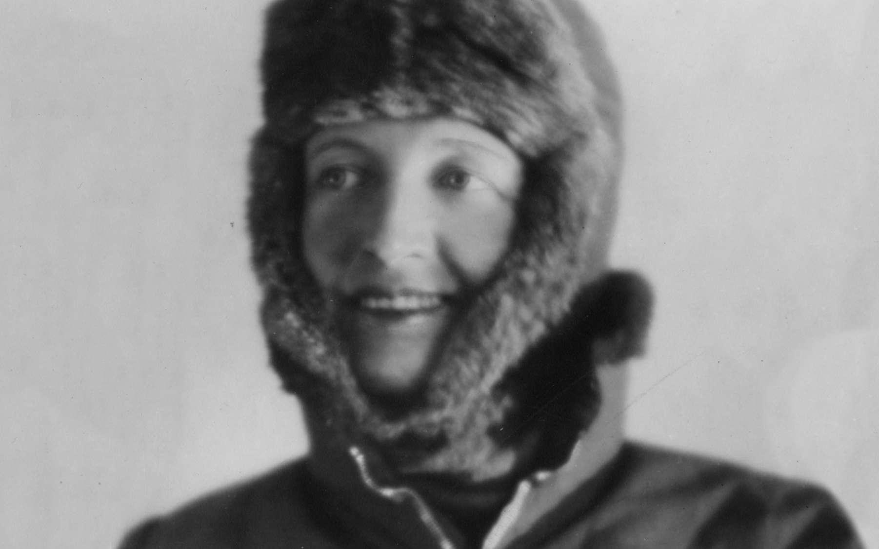 Louise Arner Boyd, la femme qui a dompté l'Arctique. © Marin History Museum