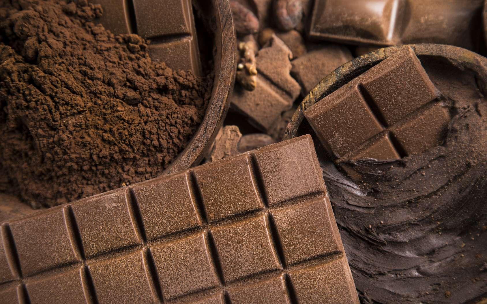 Quiz : origine, dégustation et vertus du chocolat. © Sebastian Duda, Fotolia