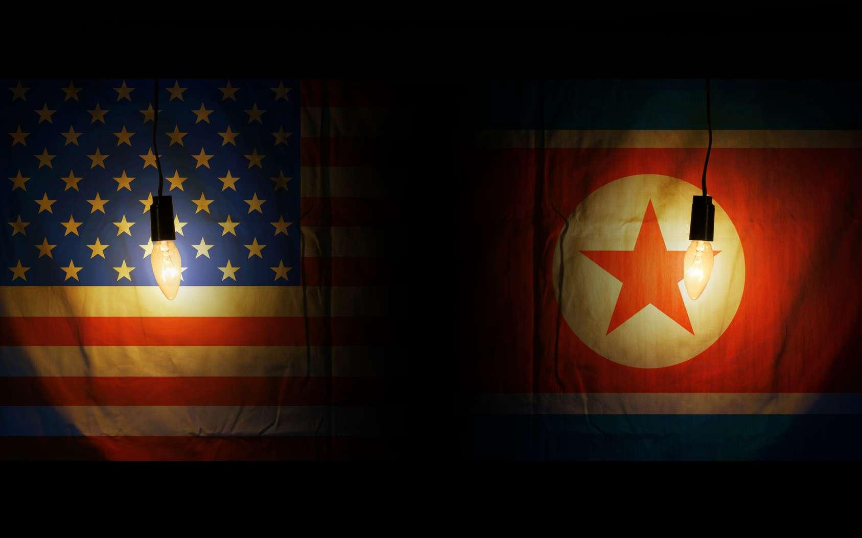 Aujourd'hui, la menace d'une guerre opposant de nouveau la Corée du Nord et ses alliés à la Corée du Sud n'est pas écartée. Les tensions sont vives entre les deux pays. © spyrakot, fotolia