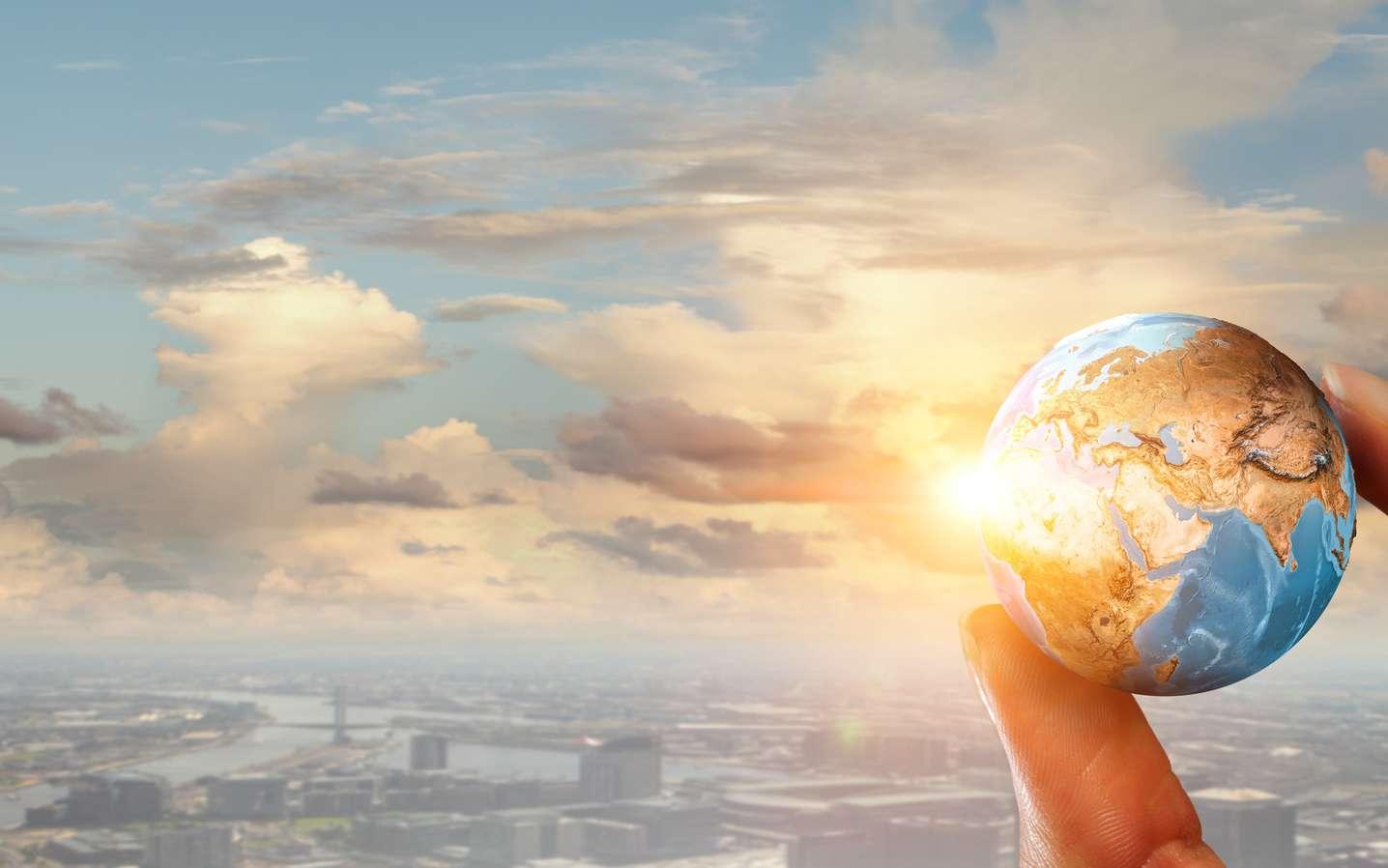COP 23 : où en est l'accord de Paris ? Le climat de la Terre dépend désormais des activités humaines. Que déciderons-nous ? © Sergey Nivens, Fotolia