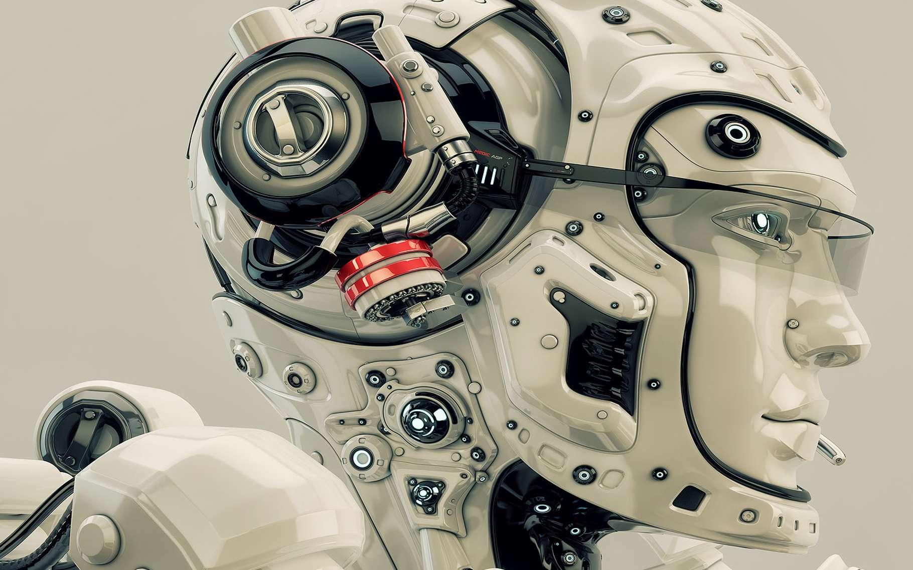L'intelligence artificielle au service de la santé ? © Ociacia, Shutterstock