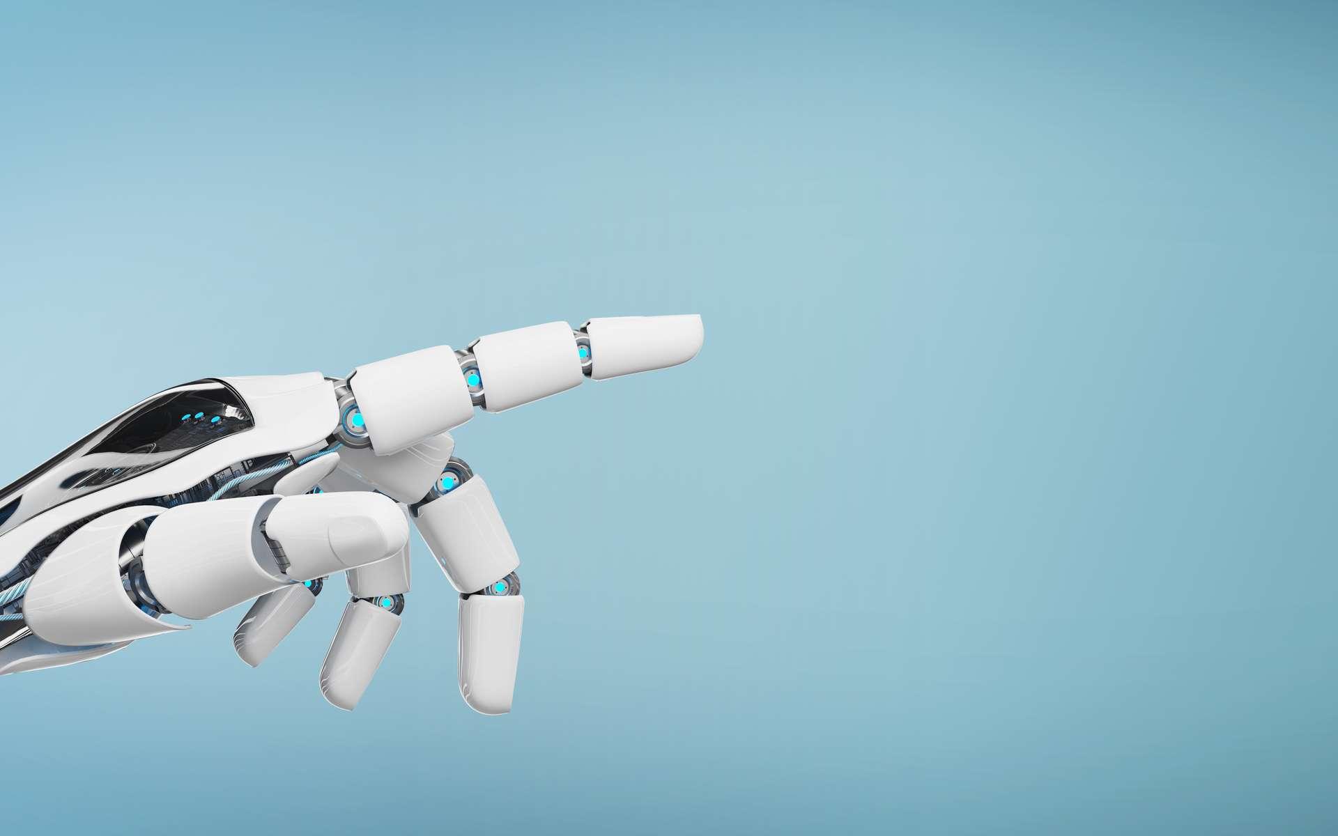 HRP-4C, un robot humanoïde, capable de danser, construit par AIST, un institut de recherche japonais. © Adobe Stock, sdecoret