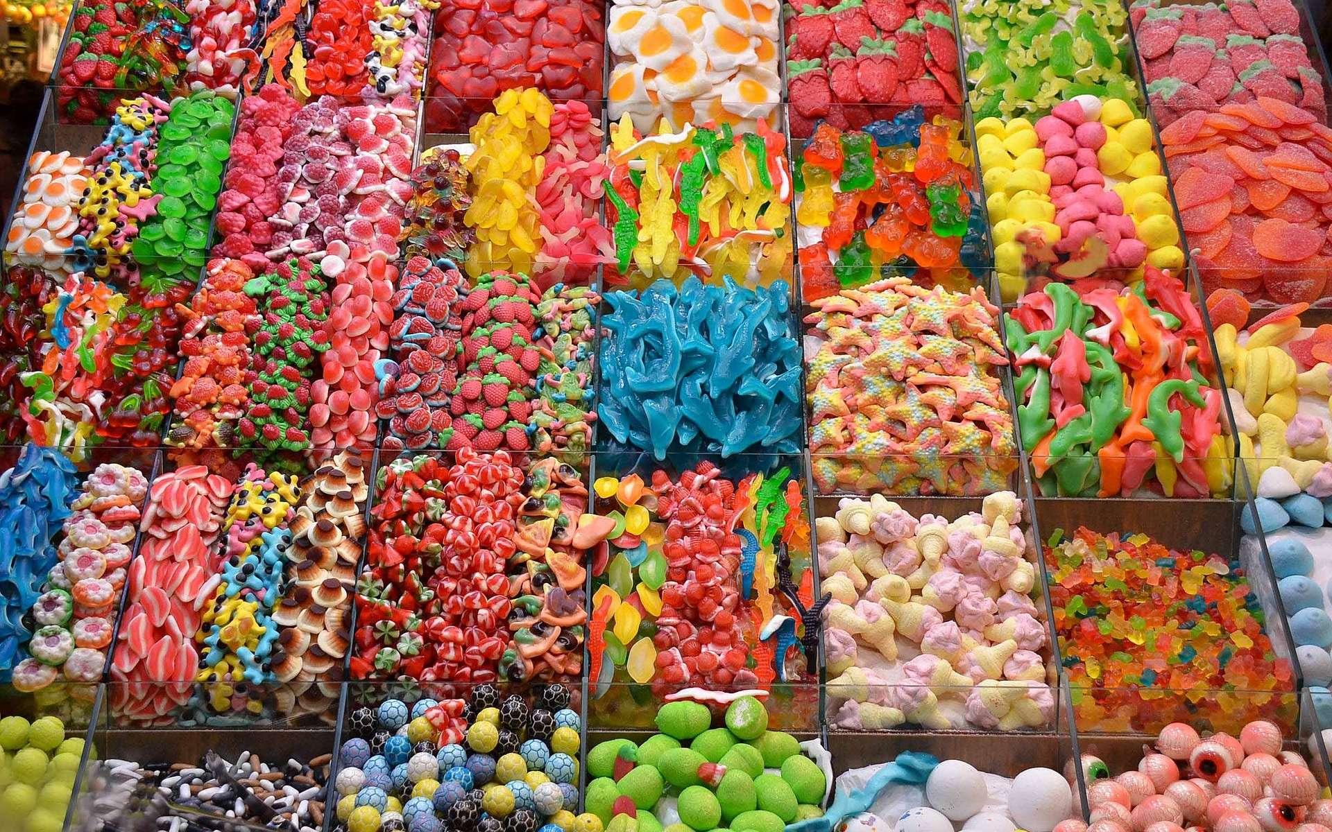 Attention à trop de sucre chez les jeunes enfants. © Pixelia, Pixabay, DP