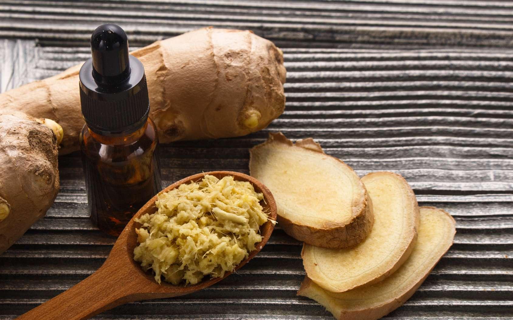 Vertu De La Lavande huile essentielle de gingembre : quelles sont ses vertus ?