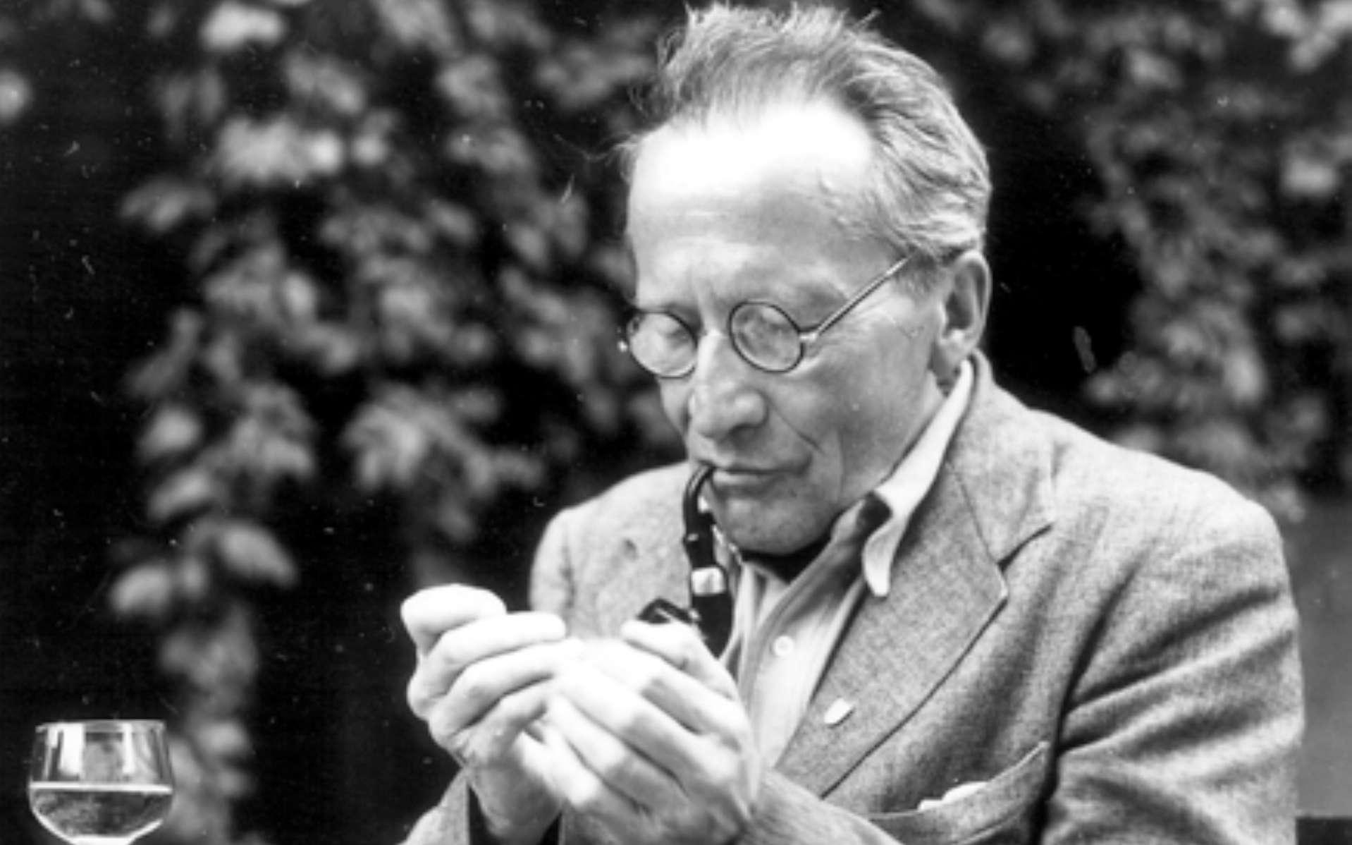 Une photo de Schrödinger. © Cern