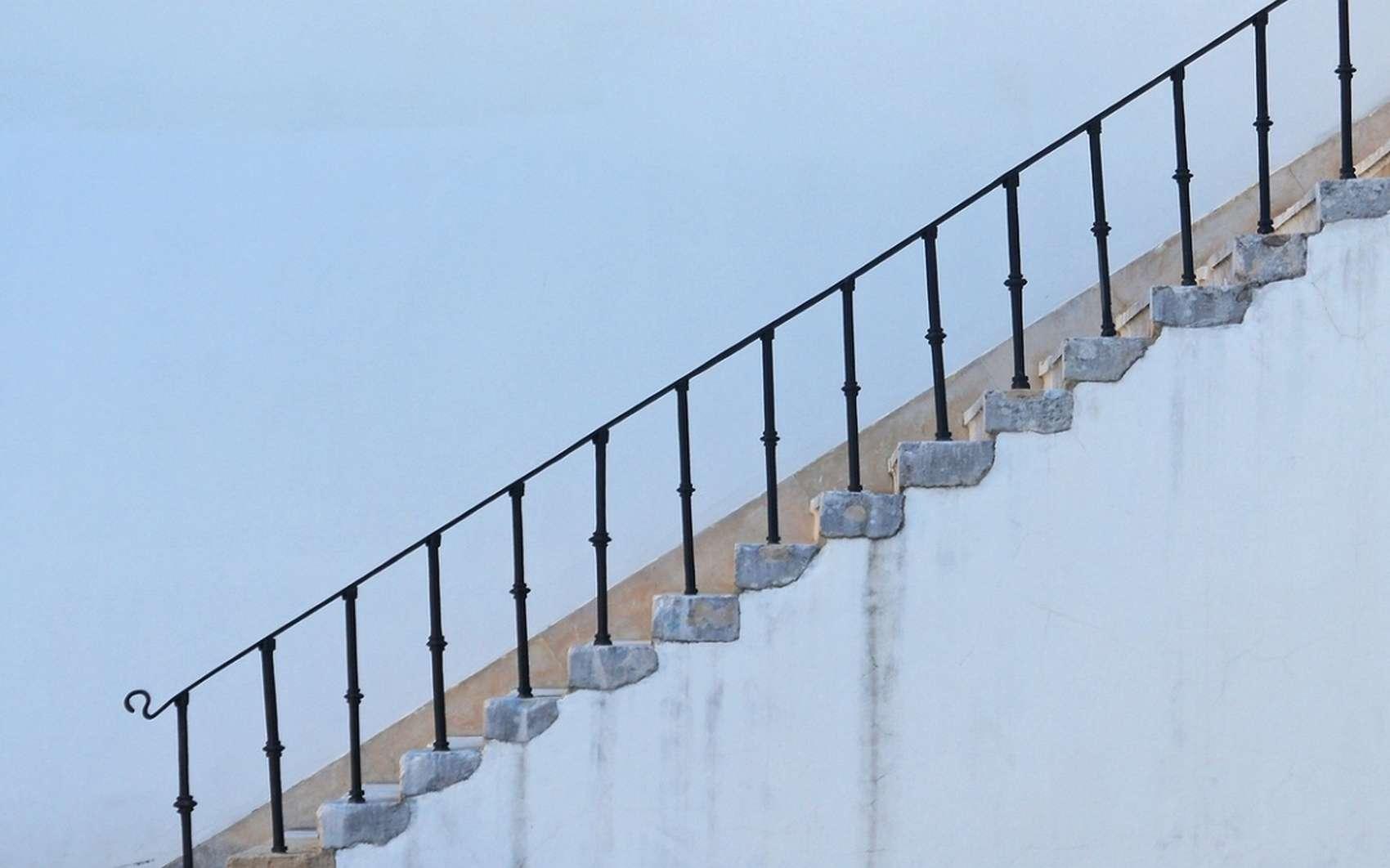 Futura vous explique comment monter un escalier escamotable. © Free-Photos de Pixabay