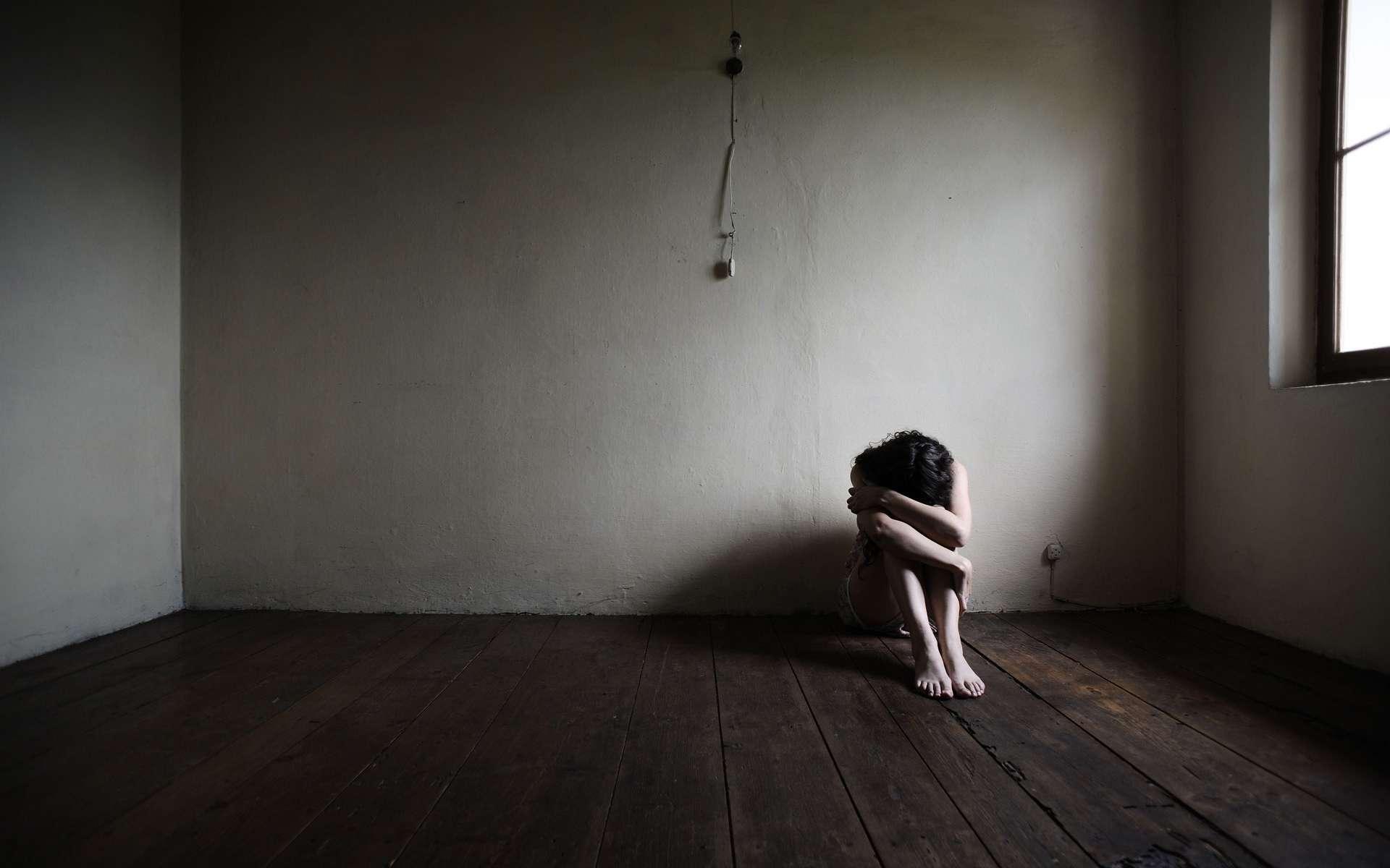 Le syndrome de Cotard est une forme de dépression à cause de laquelle le patient pense être mort ©stokkete, Envato elements