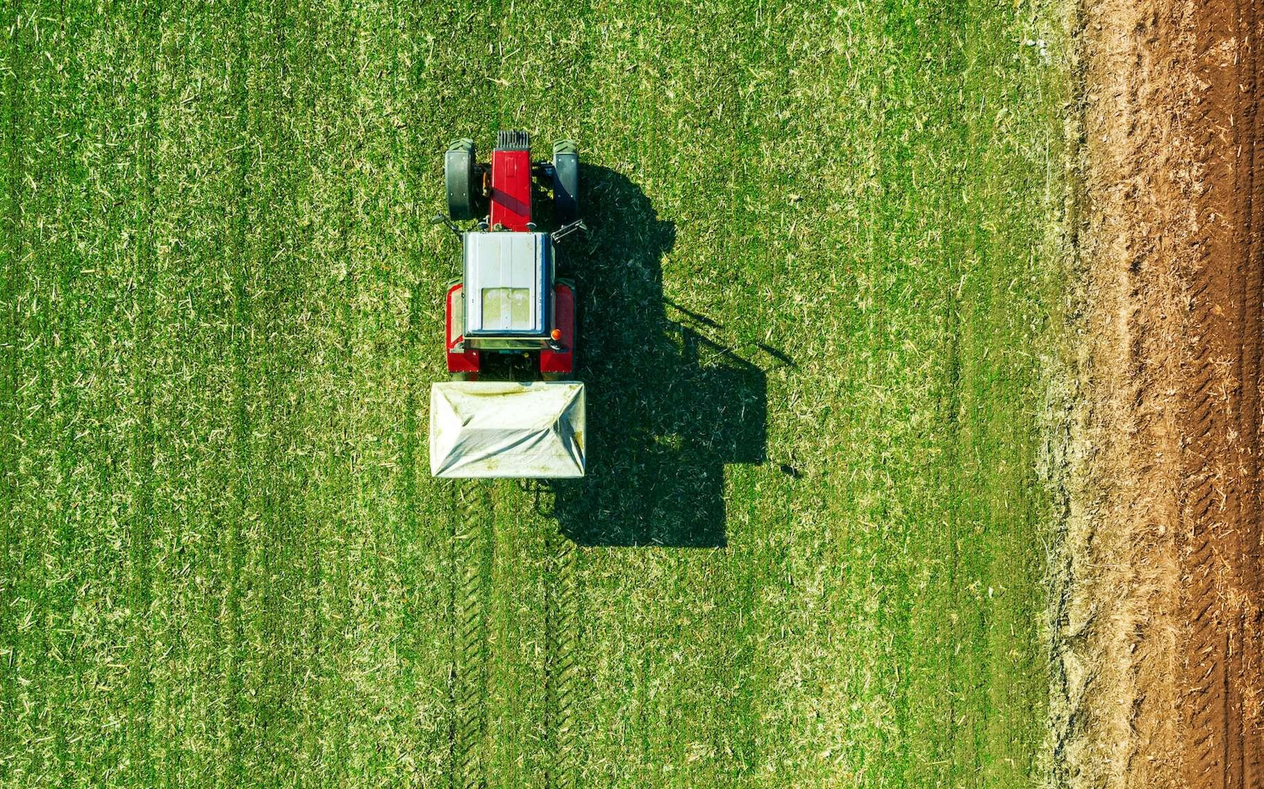 L'agriculture est le premier secteur émetteur de protoxyde d'azote (N2O) dans le monde. © Bits and Splits, Adobe Stock