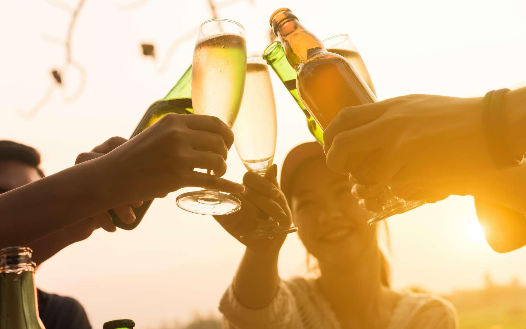 Boire est au sein de la culture française depuis toujours. © stnazkul, Adobe Stock