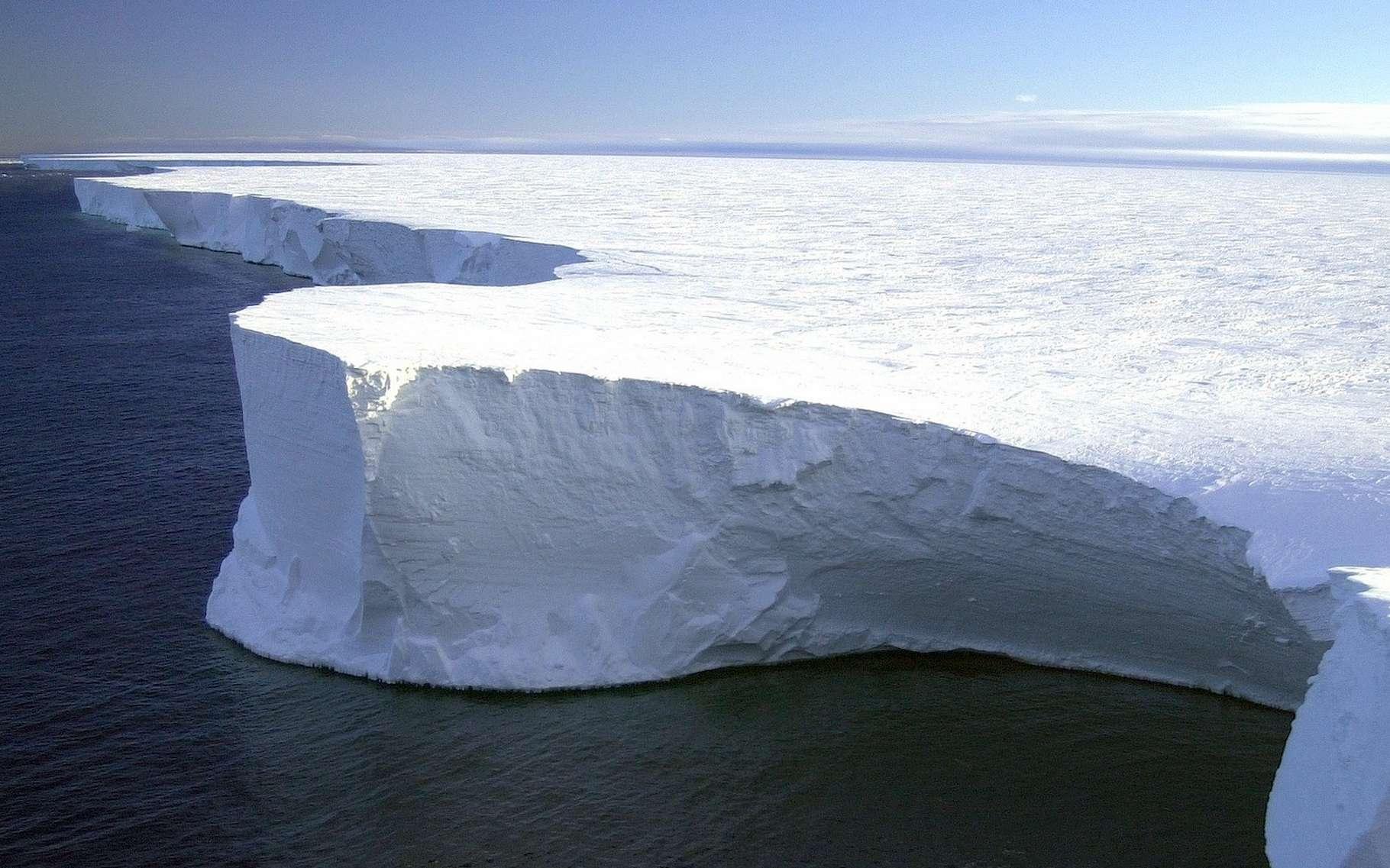 Des chercheurs ont montré que des changements des régimes de vents dus au réchauffement climatique sont directement responsables de la fonte de l'inlandsis antarctique. © 12019, Pixabay License
