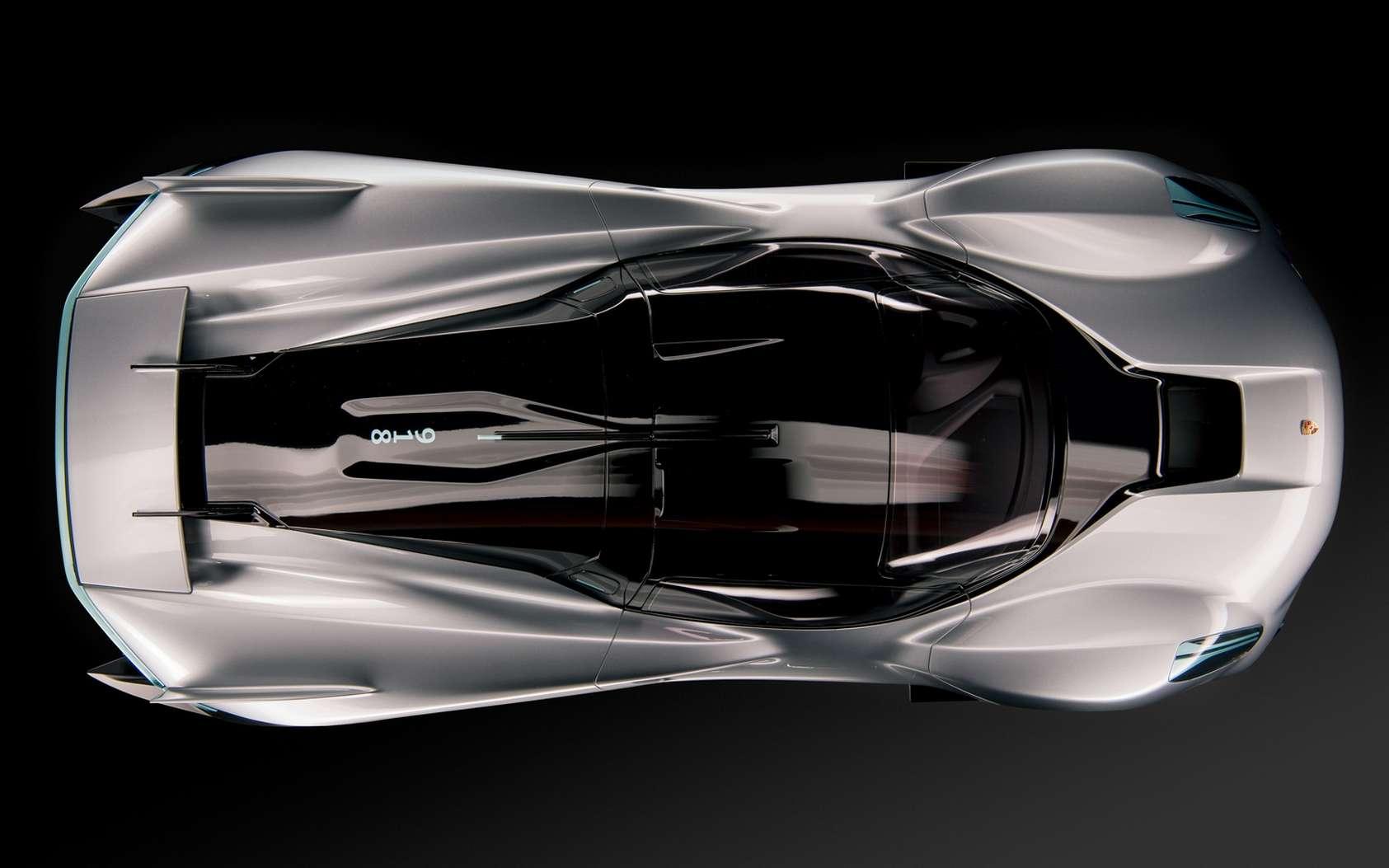 Comme d'autres grandes marques, la course automobile est au coeur du design chez Porsche. © Porsche