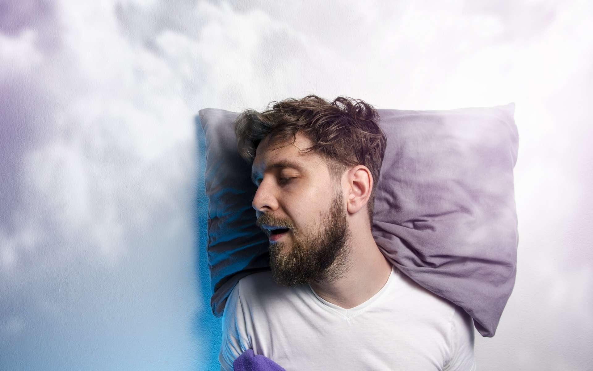 Certaines personnes peuvent contrôler leurs rêves. On parle alors de rêves lucides. © Phoenix021, Adobe Stock