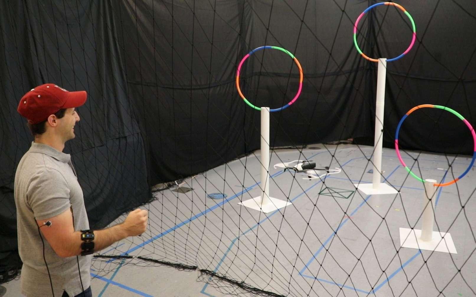 L'interface de contrôle développée par le MIT peut être utilisée par différentes personnes sans calibrage préalable. © MIT CSAIL