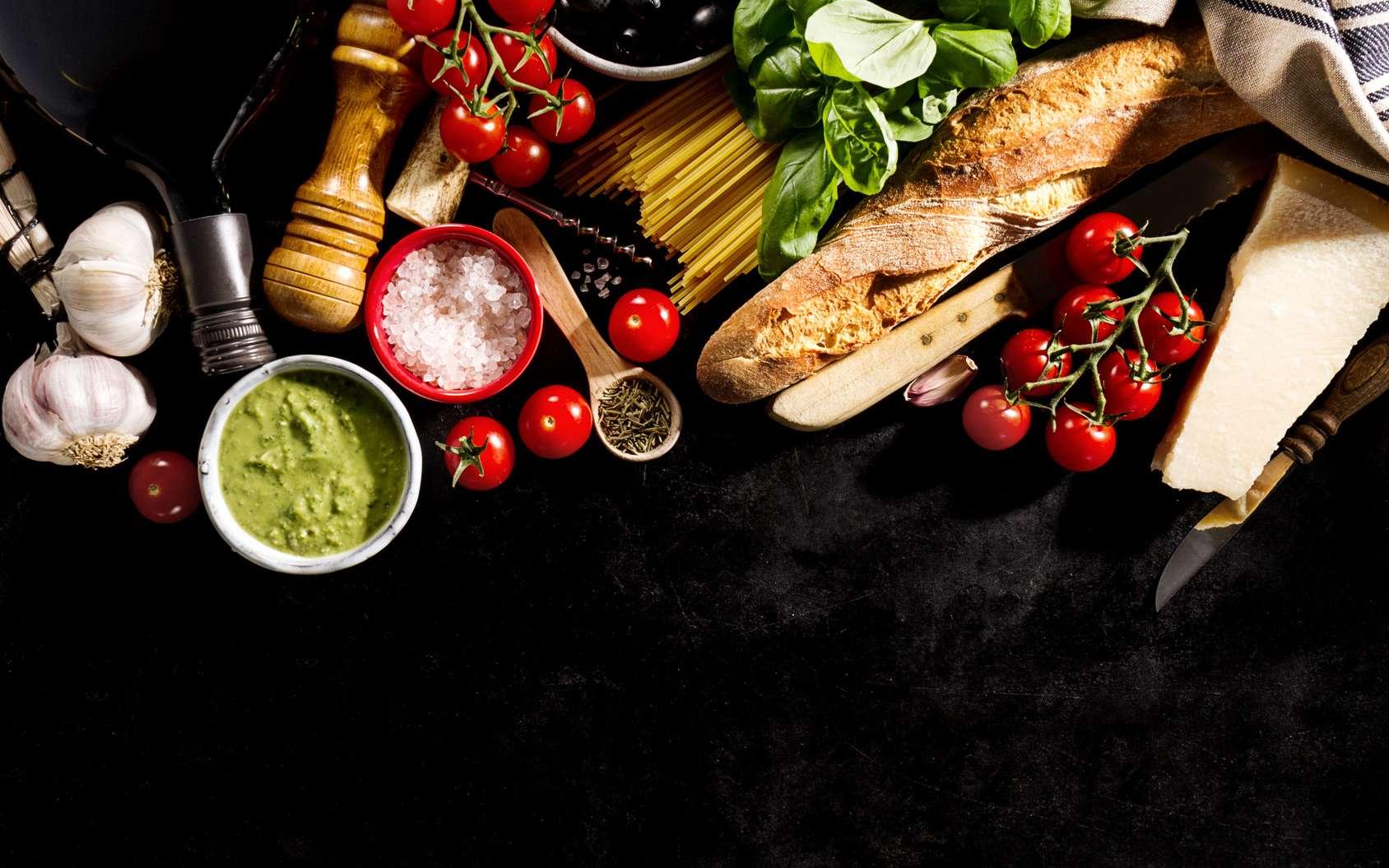 Futura vous présente une sélection des meilleures applications concernant l'alimentation. © Nerudol, Fotolia