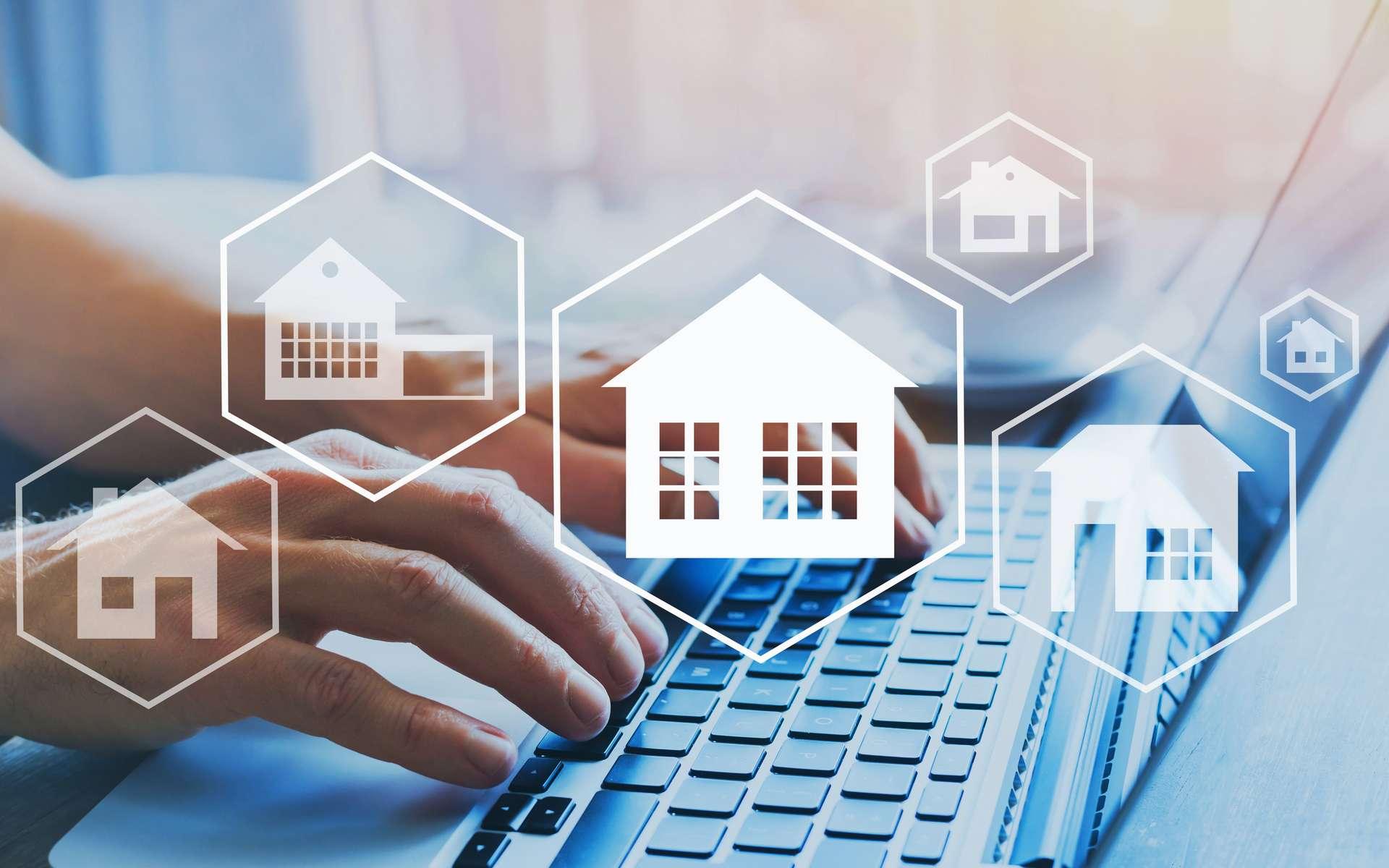 Aujourd'hui, il est possible d'investir dans l'immobilier en ligne (SCPI). © Song_about_summer, Adobe Stock