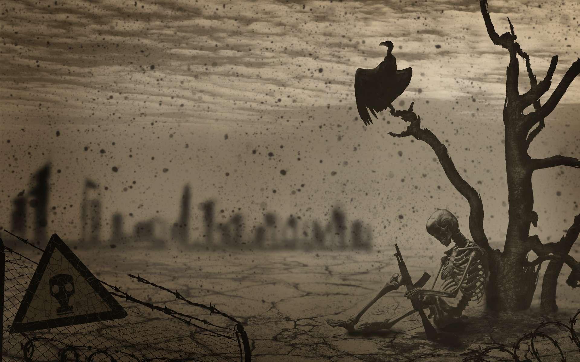 Et si l'apocalypse était pour l'an prochain ? © MamabaB, Adobe Stock