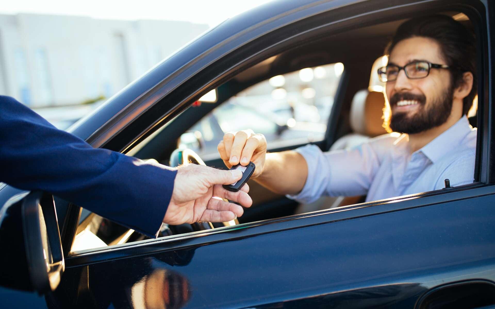Le marché des voitures d'occasion a le vent en poupe depuis quelques années. © hedgehog94, Adobe Stock