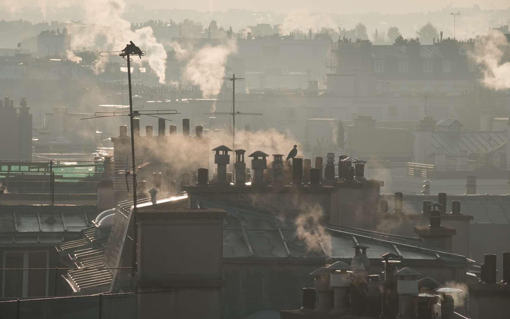 Des dizaines de millions d'Européens sont exposés à des niveaux de pollution de l'air dépassant les recommandations de l'OMS. © Shoky, Fotolia