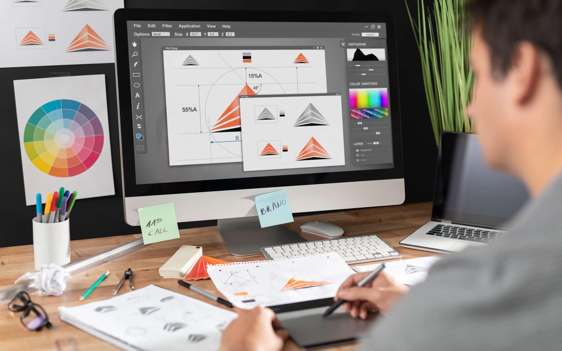 Apprenez dès maintenant à utiliser illustrator CC 2020 © REDPIXEL, Adobe Stock