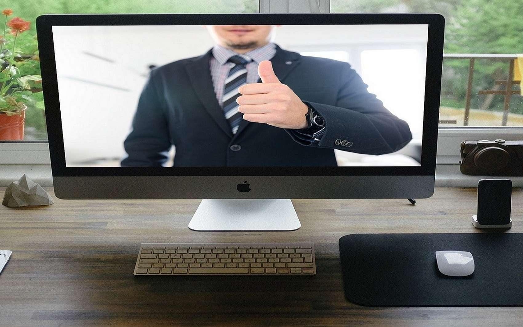 Futura vous explique comment personnaliser votre arrière-plan lors de vos réunions sur Zoom. © Tumisu de Pixabay