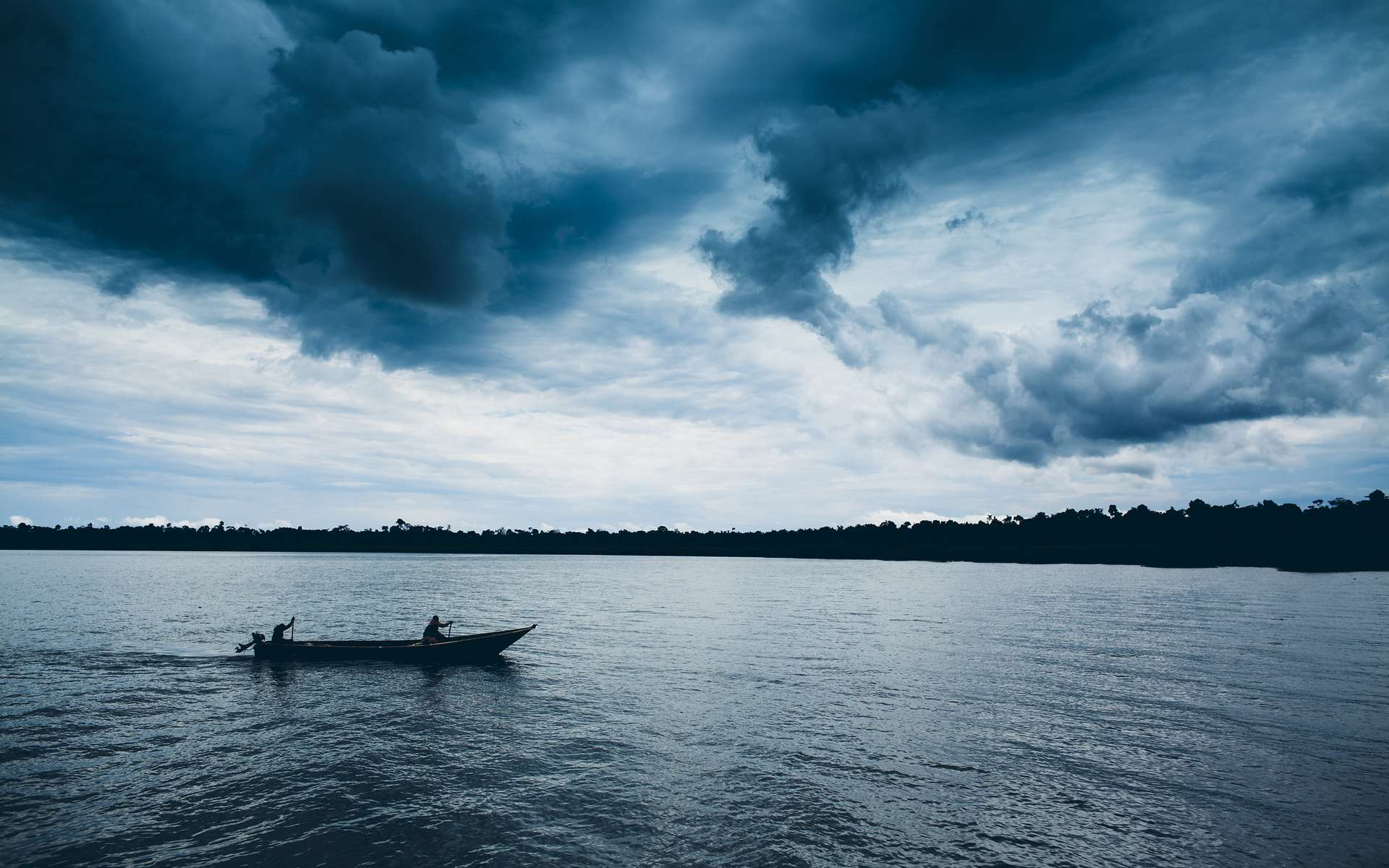 Le lac Victoria est le plus grand lac d'Afrique et le deuxième plus grand lac d'eau douce du monde. © Usaid, Flickr