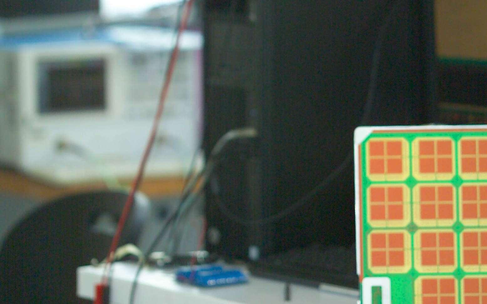 Les métasurfaces de Greenerwave façonnent les ondes pour les orienter ou les amplifier à la demande. © Greenerwave