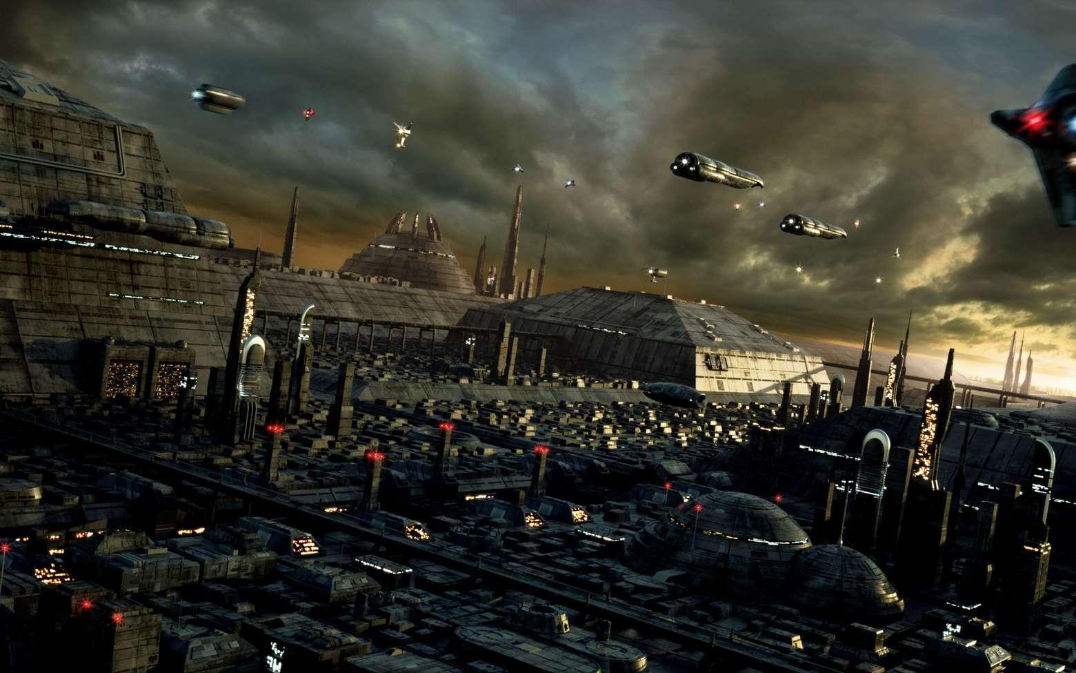 La citadelle de Gammu est prise d'assaut par les forces de la Dispersion pour tuer Duncan Idaho. Mais quelles sont leurs motivations ? © BBB3, Fotolia