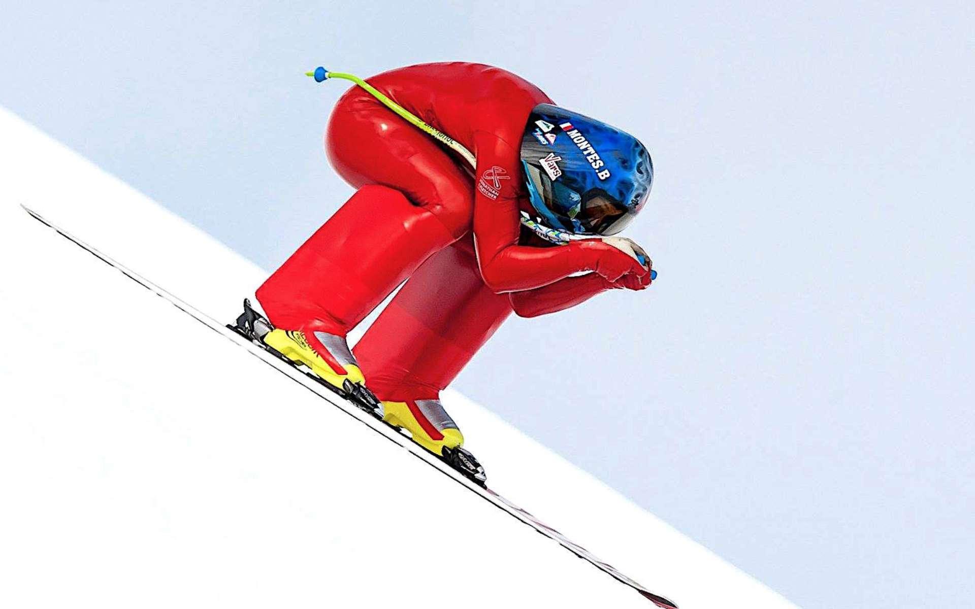 Pourquoi le ski de vitesse n'est-il pas une discipline olympique ? © VARS La Forêt Blanche