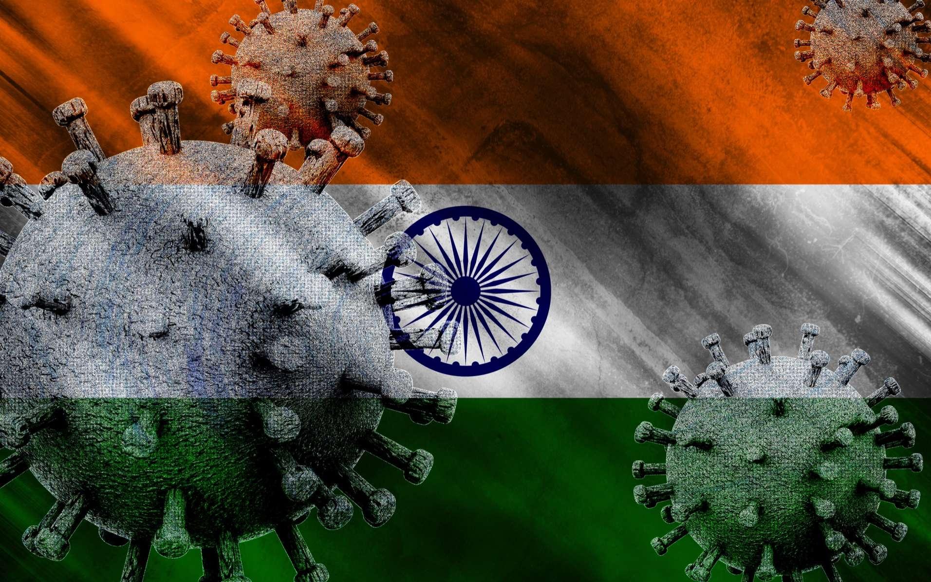 Trois cas de variant indien ont été détectés en France métropolitaine. © Lorenzo, Adobe Stock