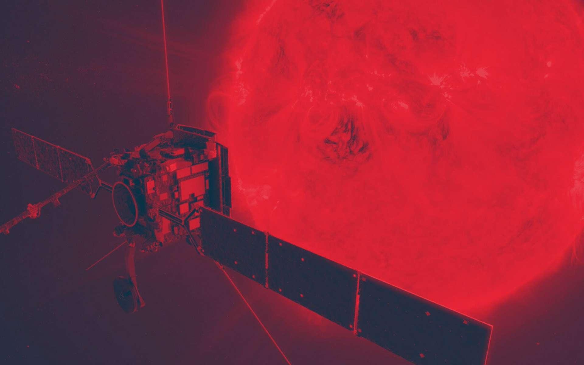 Solar Orbiter aura pour mission d'étudier le Soleil pour créer une véritable météorologie spatiale.