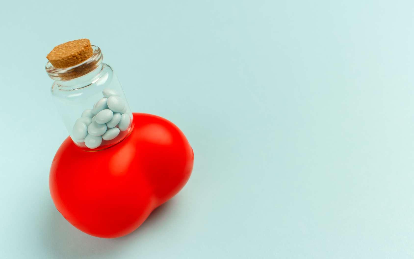 Un traitement préventif tout-en-un réduit le risque de mortalité par accident cardiovasculaire de 30 %. © Nataliia, Fotolia